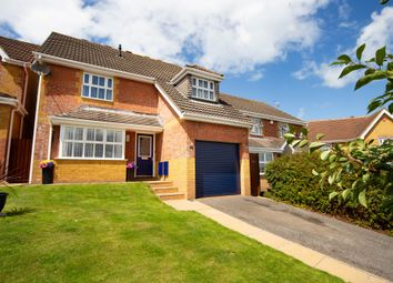 Thumbnail 4 bed detached house for sale in Felbrigg Crescent, Pontprennau, Cardiff
