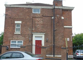 Thumbnail 1 bed flat to rent in Grosvenor Road, Prenton