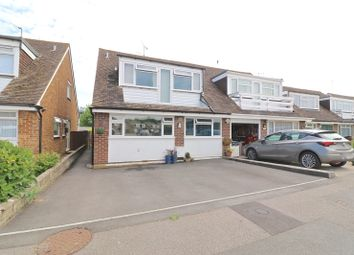 Thumbnail 4 bed semi-detached house for sale in Manor Way, Polegate