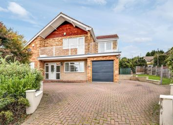 Thumbnail 4 bed detached house for sale in The Glen, Minster On Sea, Sheerness