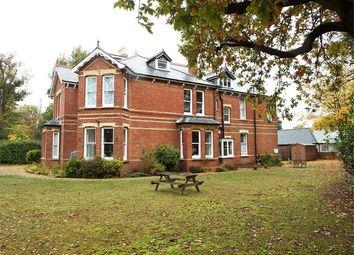 Thumbnail Flat for sale in Grazeley Lodge, Osborne Road, Farnborough, Hampshire