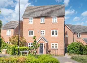 4 bed detached house for sale in Monticello Way, Bannerbrook Park, Coventry CV4