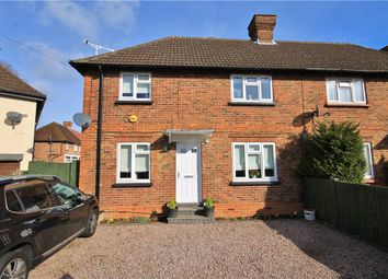 Thumbnail 3 bed semi-detached house to rent in Green Lane, Addlestone, Surrey