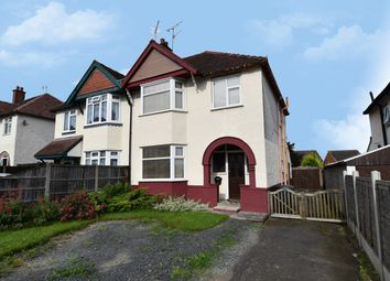 Thumbnail 3 bed semi-detached house for sale in Ombersley Road, Worcester