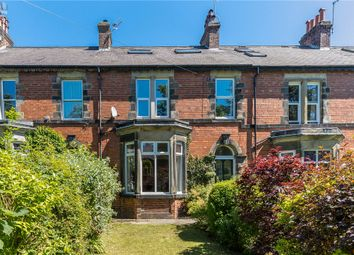 Thumbnail 5 bed town house for sale in The Avenue, Harrogate, North Yorkshire