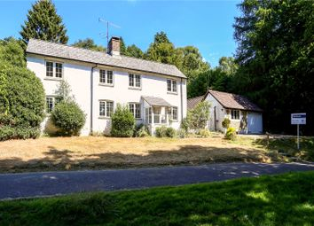 Thumbnail 3 bed detached house for sale in Hammer Vale, Haslemere, Surrey