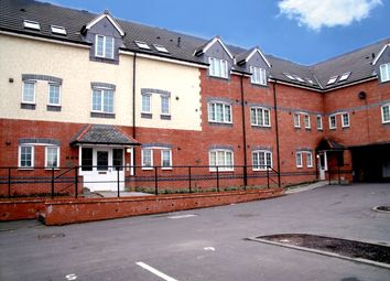 Thumbnail 2 bed flat to rent in Hayling Court, Lichfield Road