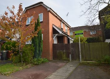 Thumbnail 2 bedroom end terrace house for sale in Pavillion Court, Haverhill