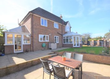 Thumbnail 4 bed detached house for sale in Warren Heights, Plain Road, Smeeth, Ashford