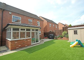 Thumbnail 4 bed detached house for sale in Longworth Road, Hemsworth, Pontefract