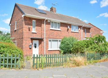 2 bed semi-detached house for sale in Scawby Crescent, Hartsholme, Lincoln LN6