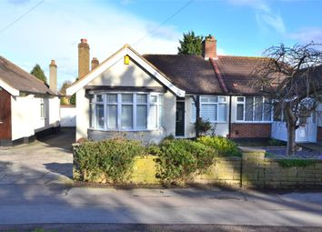 Thumbnail 3 bed semi-detached bungalow for sale in Plough Lane, Wallington, Surrey