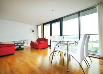 Thumbnail 2 bed flat to rent in Proton Tower, 8 Blackwall Way, London