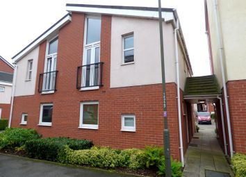 Thumbnail 1 bed town house to rent in Wildhay Brook, Hilton, Derby