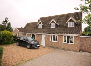 Thumbnail 4 bed detached house for sale in Church Road, Wootton