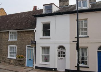 Thumbnail 3 bedroom terraced house for sale in Southgate Street, Bury St. Edmunds