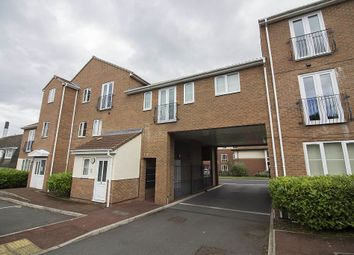 Thumbnail 2 bed flat for sale in Flat 6, Queens Court, Warren Road, Hartlepool, Durham