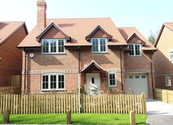 Thumbnail 3 bed detached house for sale in Common Lane, Binfield Heath