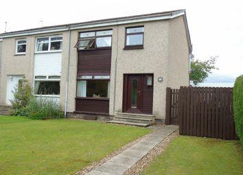 Thumbnail 3 bed semi-detached house for sale in Drumpellier Avenue, Drumpellier, Coatbridge, North Lanarkshire