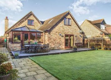 Thumbnail 5 bedroom detached house for sale in Splash Lane, Wyton, Huntingdon, Cambs