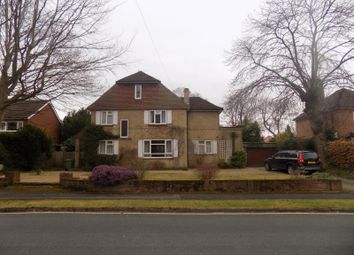 Thumbnail 4 bed detached house to rent in Napoleon Avenue, Farnborough