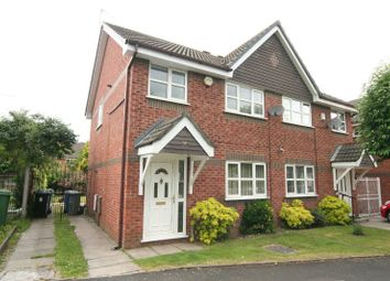 3 bed semi-detached house to rent in Warslow Drive, Sale M33