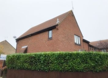 Thumbnail 1 bed end terrace house to rent in The Drakes, Shoeburyness, Southend-On-Sea