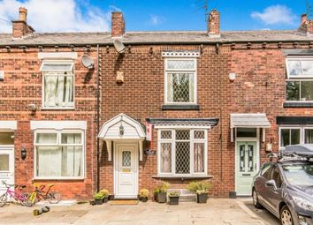 Thumbnail 2 bed terraced house for sale in Castle Hill, Bredbury, Stockport, Cheshire