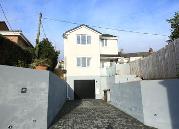 Thumbnail 3 bed detached house for sale in Wembury Road, Elburton, Plymouth