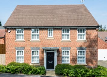 Thumbnail 4 bed detached house for sale in John Ireland Way, Washington, Pulborough, West Sussex