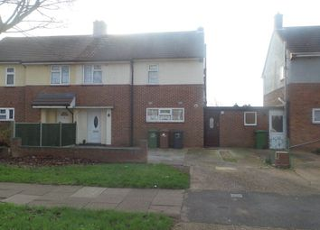 Thumbnail 3 bed semi-detached house to rent in Sycamore Avenue, Dogsthorpe, Peterborough