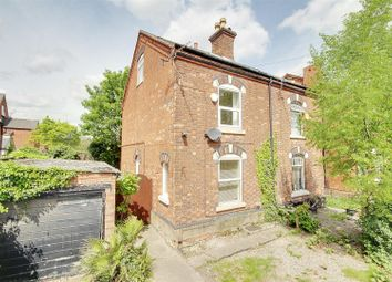 Thumbnail 2 bed semi-detached house for sale in Arnold Road, Basford, Nottingham