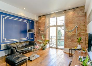 Thumbnail 2 bed flat for sale in Foundry House, 47 Morris Road, London