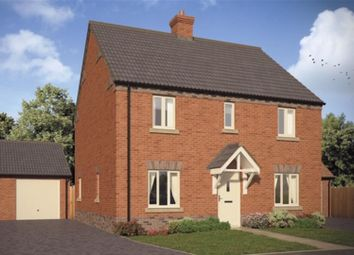 Thumbnail 4 bedroom detached house for sale in Brick Kiln Road, Wensum Grange, Fakenham