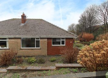 Thumbnail 2 bed semi-detached bungalow to rent in Briar Close, Elland
