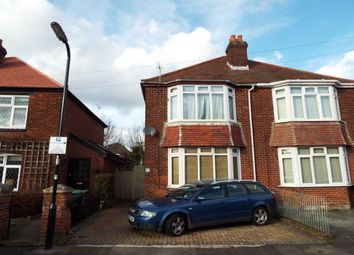 Thumbnail 3 bed property to rent in Steuart Road, Southampton