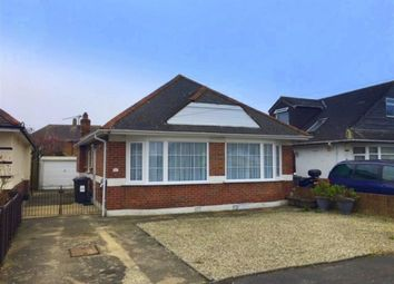 Thumbnail 4 bed bungalow for sale in Woodfield Road, Bournemouth, Dorset