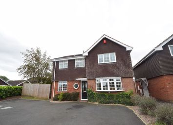 Thumbnail 5 bed detached house to rent in Aston Drive, Newport