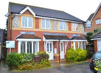 Thumbnail 3 bed semi-detached house to rent in Stirrup Close, Newbury, Berkshire
