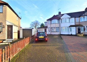 3 bed end terrace house for sale in Maple Crescent, Sidcup, Kent DA15
