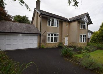 Thumbnail 4 bed detached house for sale in Walverden Road, Brierfield, Nelson