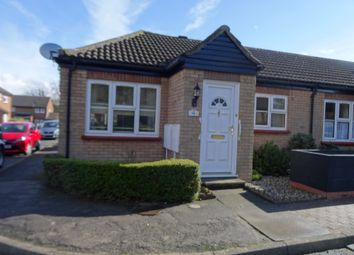 Thumbnail 1 bed semi-detached bungalow for sale in Germander Place, Conniburrow, Milton Keynes