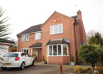 Thumbnail 5 bed detached house for sale in Holly Lodge, Valley Prospect, Newark
