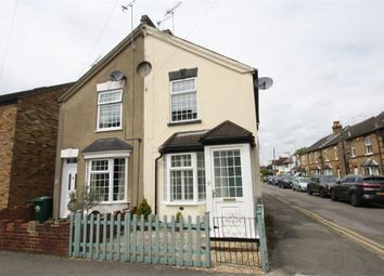 Thumbnail 2 bed semi-detached house for sale in Wyatt Road, Staines-Upon-Thames, Surrey