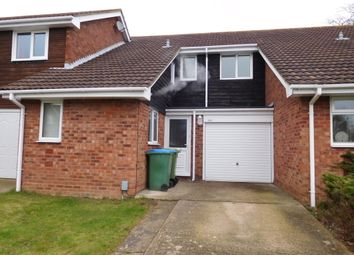 Thumbnail 3 bed terraced house to rent in Plymouth Drive, Hill Head, Fareham