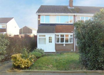 3 bed end terrace house for sale in Tarragon Way, South Shields, Tyne And Wear NE34