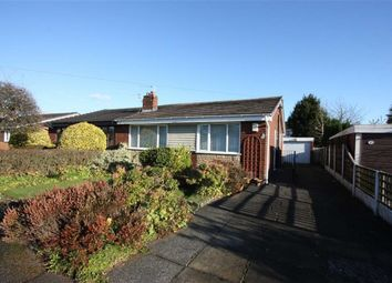 Thumbnail 2 bedroom semi-detached bungalow for sale in Highbridge Close, Breightmet, Bolton