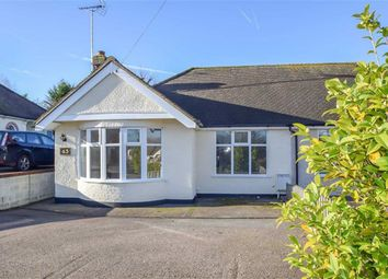 Thumbnail 2 bedroom bungalow to rent in Sherwood Crescent, Hadleigh, Essex