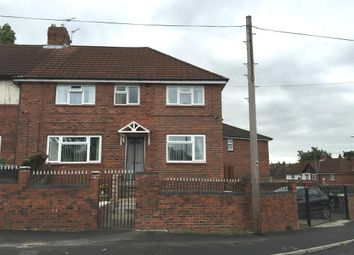 Thumbnail 5 bedroom semi-detached house for sale in Poole Road, Crossgates, Leeds