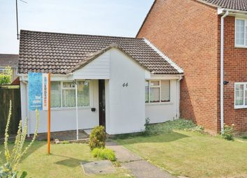 Thumbnail 2 bedroom terraced bungalow for sale in Erica Road, St. Ives, Huntingdon